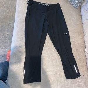 Nike Dri Fit Crop Pants